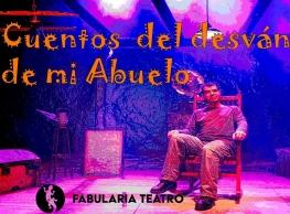 """Fabularia Teatro """"Cuentos del desván de mi abuelo"""""""
