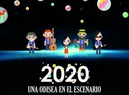 """La Fantástica Banda presenta """"2020: Odisea en el escenario"""""""