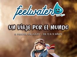 """""""Un viaje por el mundo"""" con Feelwater"""