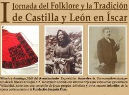 I Jornada del Folklore y la Tradición de Castilla y León