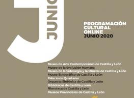 Programación Cultural Online: Junta de Castilla y León