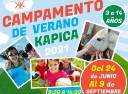 Campamento de Verano Kapica