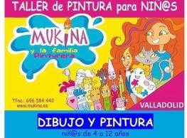 """""""Mukina"""" en la Librería La Marmota"""
