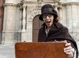 """Turismo familiar: """"Búsqueda del libro Patio Herreriano"""""""