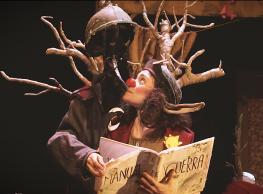"""Luciérnagas Teatro presenta """"400.001 millones de estrellas"""""""