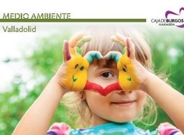 Ambiente Infantil en el Aula de Medio Ambiente Caja de Burgos de Valladolid