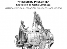 """Exposición: """"Preterito presente"""""""