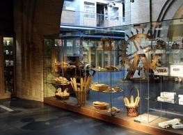 Talleres de demostración de panadería en Museo del Pan