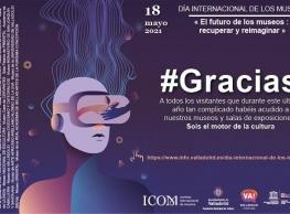 """""""Noche Europea y Día Internacional de los Museos"""" en Valladolid"""
