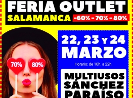 Stock! Feria Outlet Salamanca