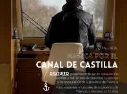 "Explora la Provincia de Palencia ""Canal de Castilla"""