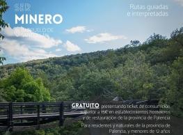 """Explora la Provincia de Palencia """"Minero"""" Barruelo de Santullán (Palencia)."""