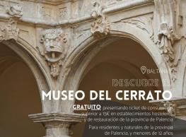 """Explora la Provincia de Palencia """"Museo del Cerrato"""" Baltanás (Palencia)."""