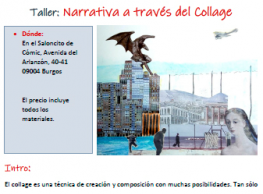 """Narrativa a través del Collage"" con educARTerapia"