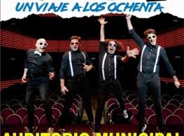 """Happening presenta """"Salta Conmigo, un viaje a los 80"""""""