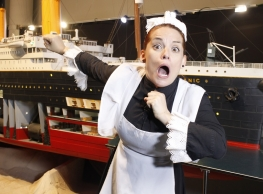 "Escape room virtual ""¡¡Ayudando a Violet a escapar del Titanic!!"""