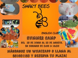 Summer Camp en Smart Bees