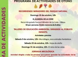 Talleres infantiles de Educación Ambiental