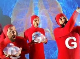 """Spasmo Teatro presenta """"Viaje al centro del cuerpo humano"""""""