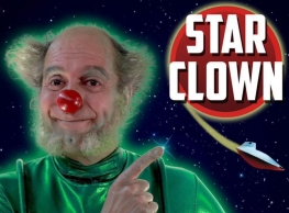 "Teatro La Sonrisa presenta  ""Star Clown""."