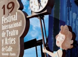 """""""TAC"""" Festival Internacional de Teatro y Artes de Calle."""