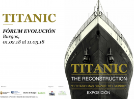 "Exposición: ""Titanic-The Reconstruction"""