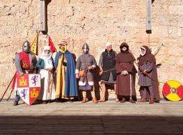 """Visita con Recreación Histórica """"Castillo de Villafuerte"""""""