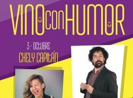 """Humor en el Museo del Vino """"Pagos del Rey"""""""