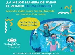 """Fun Weeks """"The English Club"""""""