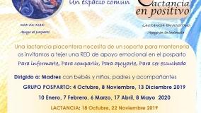 """""""Grupo de apoyo al posparto"""" en el C.C. José Luis Mosquera"""