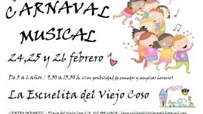Carnaval Musical en la Escuelita del Viejo Coso