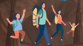 Talleres en familia en la Cueva de los Franceses
