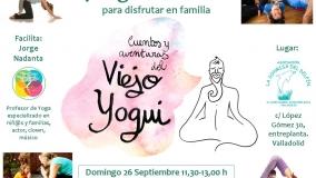 Cuentos y aventuras del viejo yogui