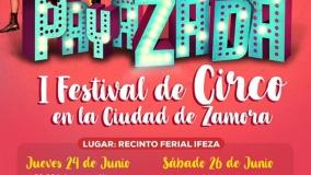 I Festival de Circo de Zamora